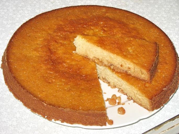 Бисквит со сгущенкой рецепт с фото в мультиварке